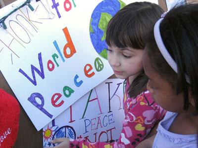 Children enjoying their Tucson education
