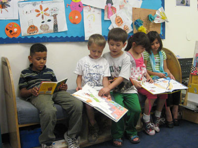 Children enjoying their Tucson education